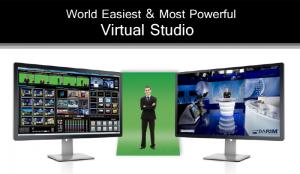 Virtual Studio Equipment in Nigeria.