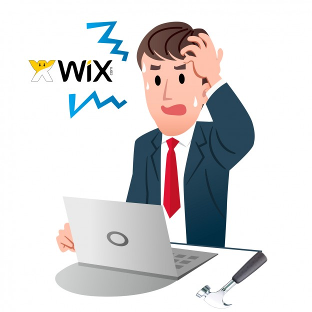 Reasons why you should not use Wix Website Builder