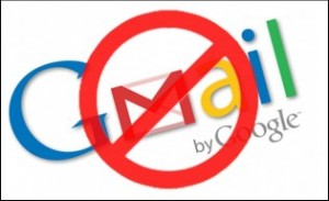 Gmail access blocked in China 2014 2015 Google