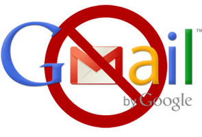 Gmail access blocked in China 2014 2015 Google