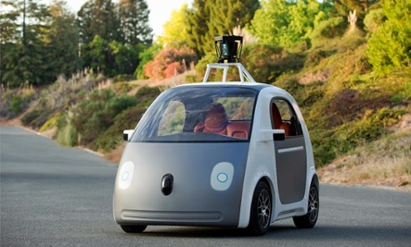 Google Unveils 'Complete' Driverless Car