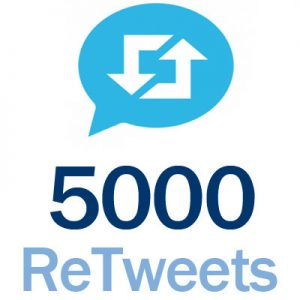 Buy 5000 Real Twitter Retweet