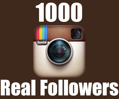 Buy 1,000 Real Worldwide Instagram followers