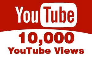 Buy Real 10000 YouTube Views ten thousand YouTube views