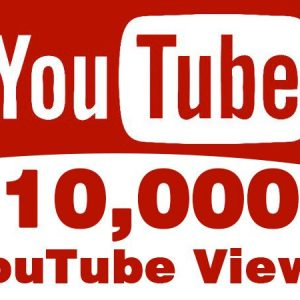 Buy Real 10000 YouTube Views ten thousand YouTube views