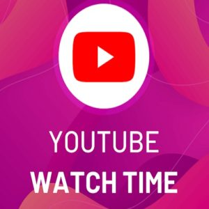 Buy 4000 YouTube watch time by Webcore Nigeria.