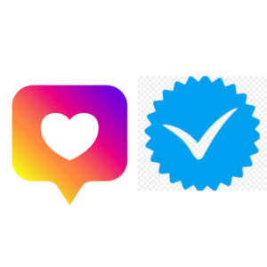 10 Instagram Likes FROM VERIFIED ACCOUNTS